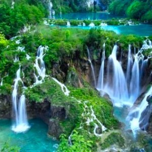 Healing River (Ezekiel 45-46, 47:1-12)