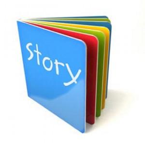 A Nice Story (Luke 1; John 1:1-4)